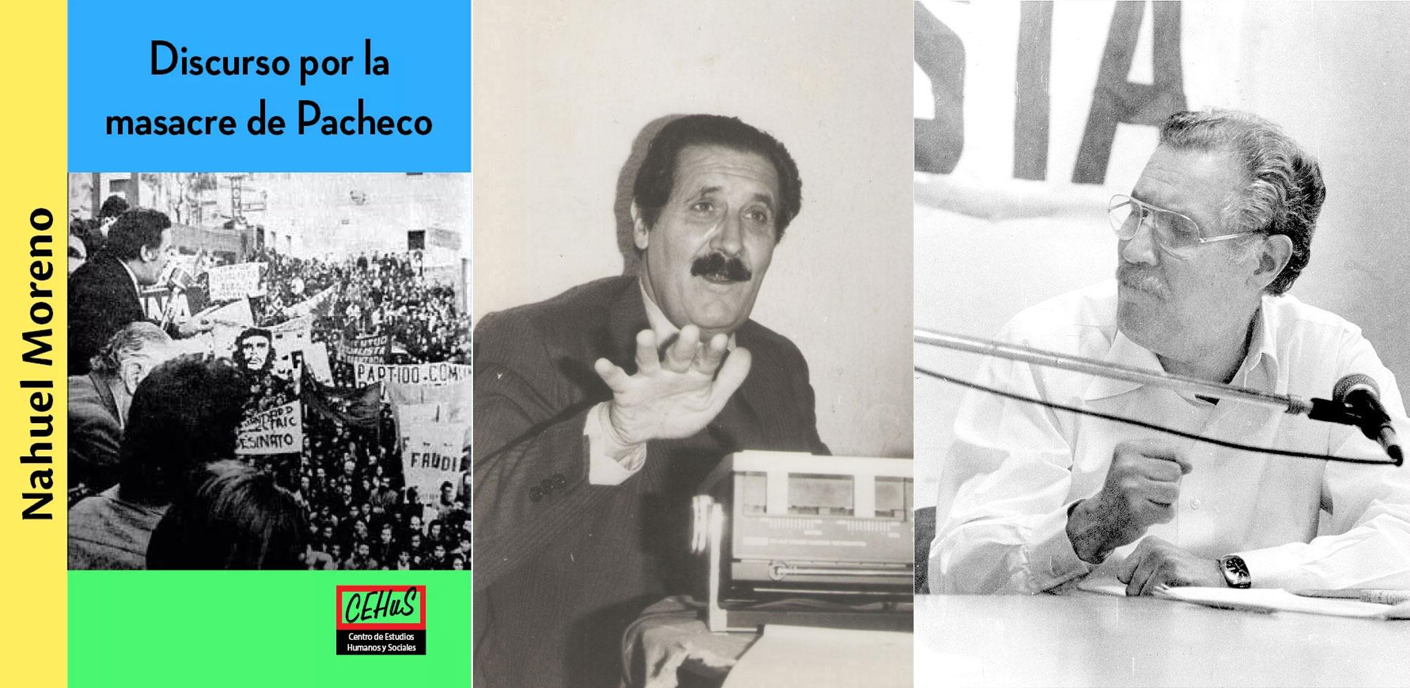 DISCURSO POR LA MASACRE DE PACHECO (1974)