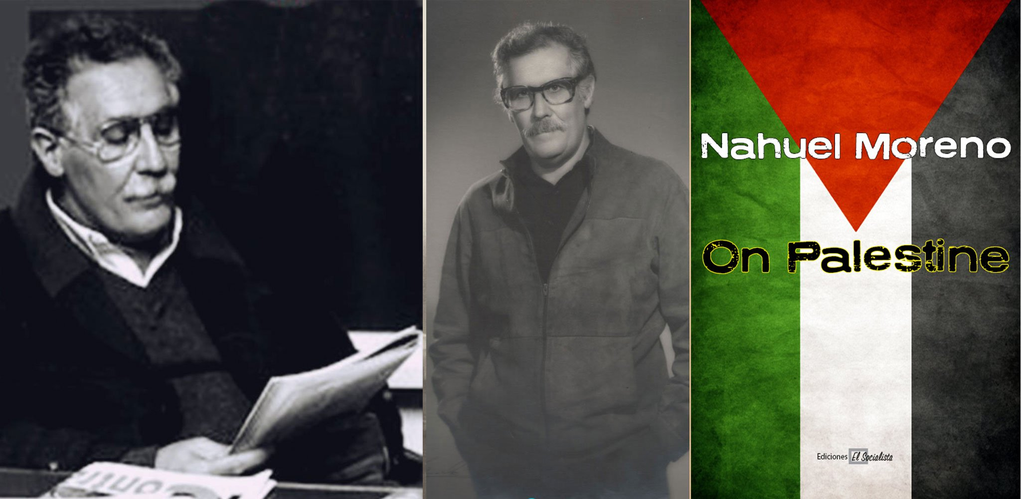 FOR A SECULAR, DEMOCRATIC AND NON-RACIST PALESTINE! (1982-1986)