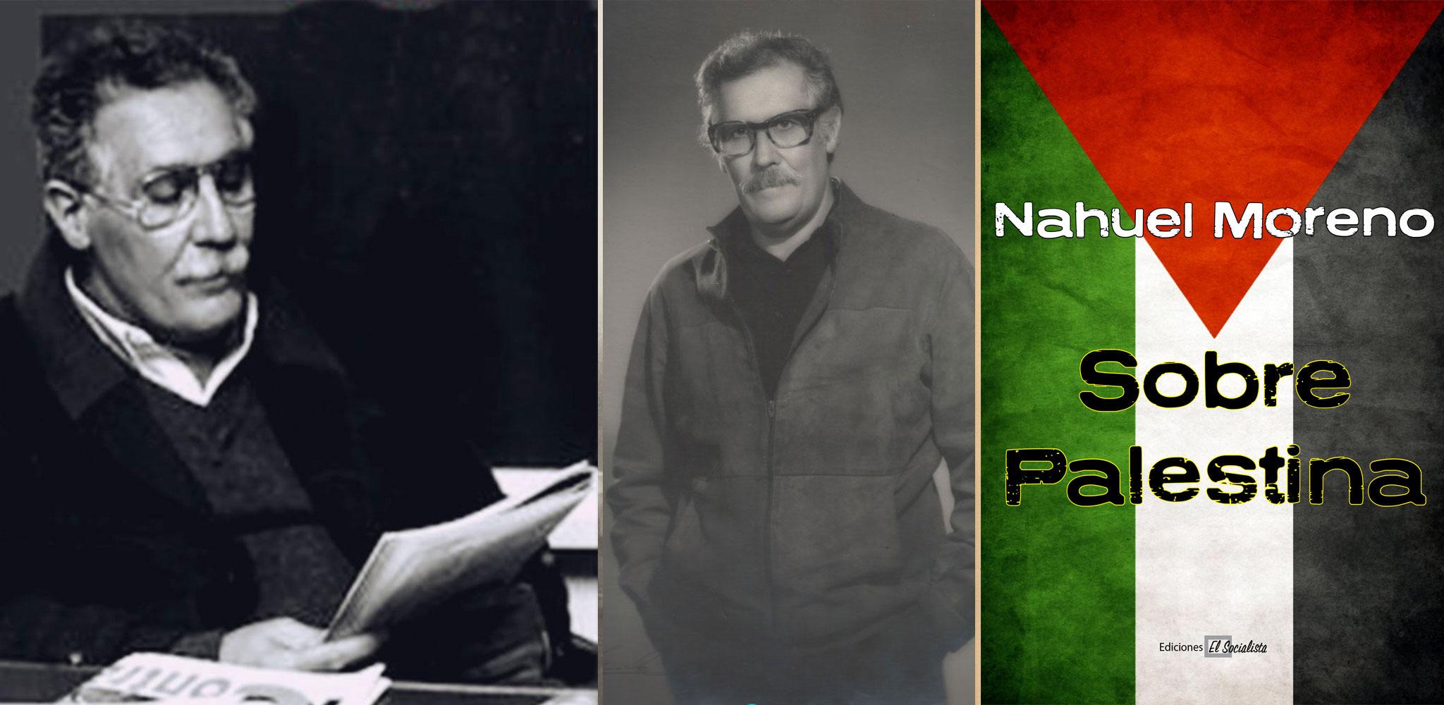 ¡POR UNA PALESTINA LAICA, DEMOCRÁTICA Y NO RACISTA! (1982-1986)