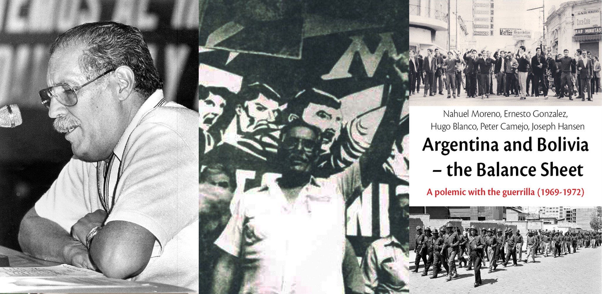 ARGENTINA AND BOLIVIA, THE BALANCE SHEET (1973)