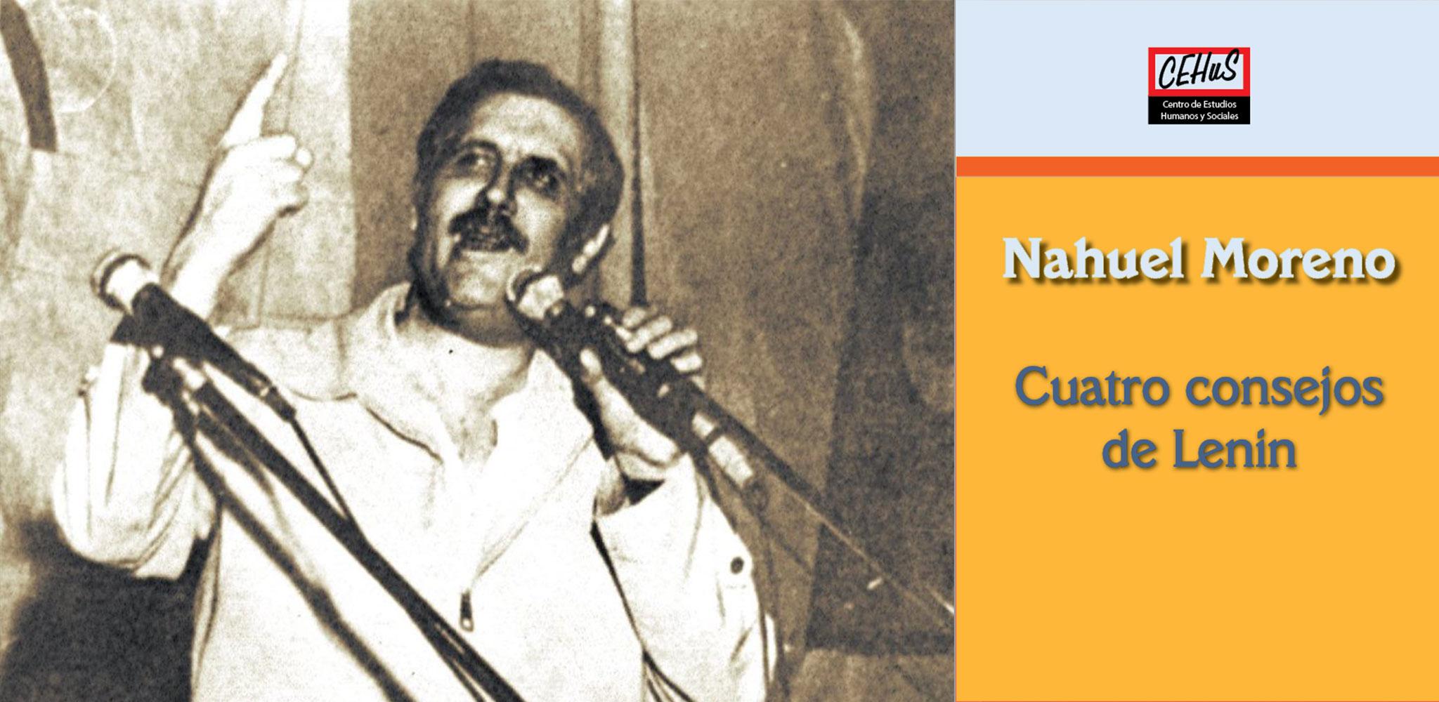 CUATRO CONSEJOS DE LENIN (1986)