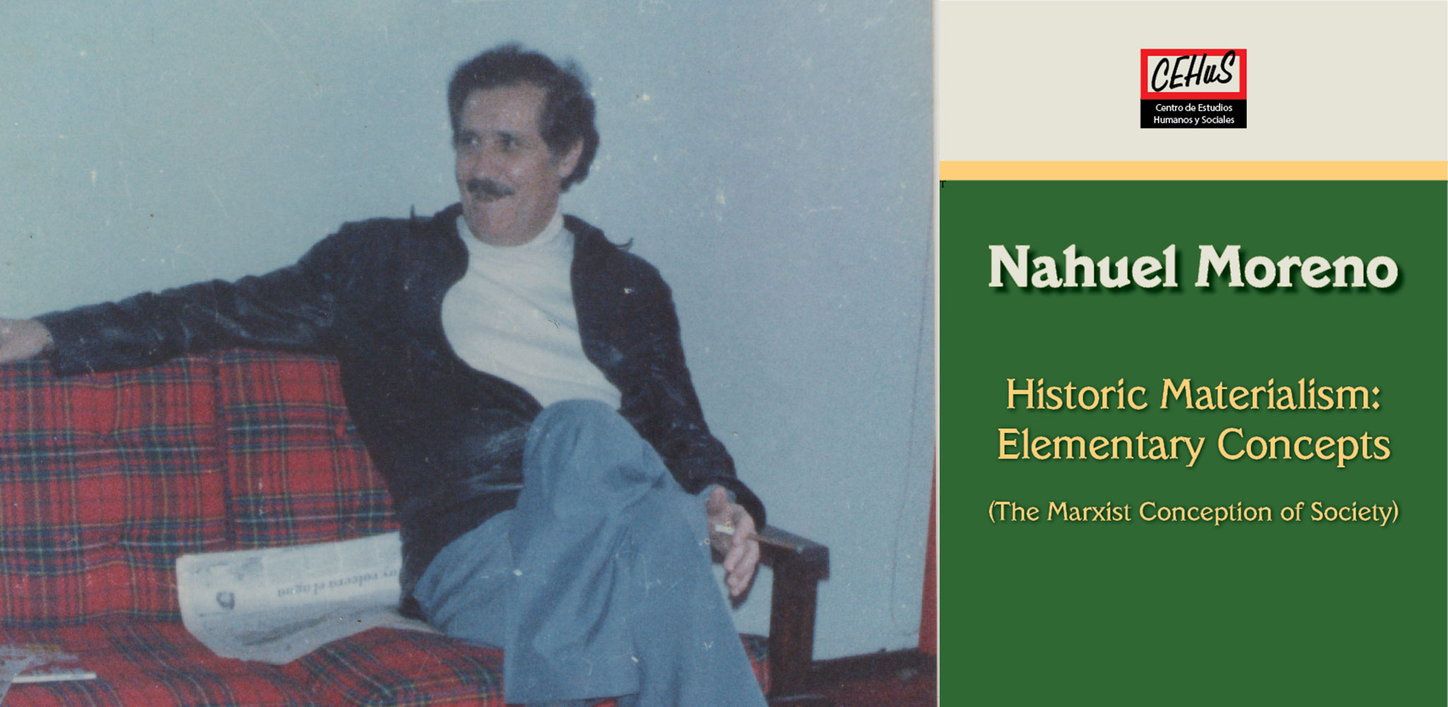 HISTORIC MATERIALISM: ELEMENTARY CONCEPTS (1984)