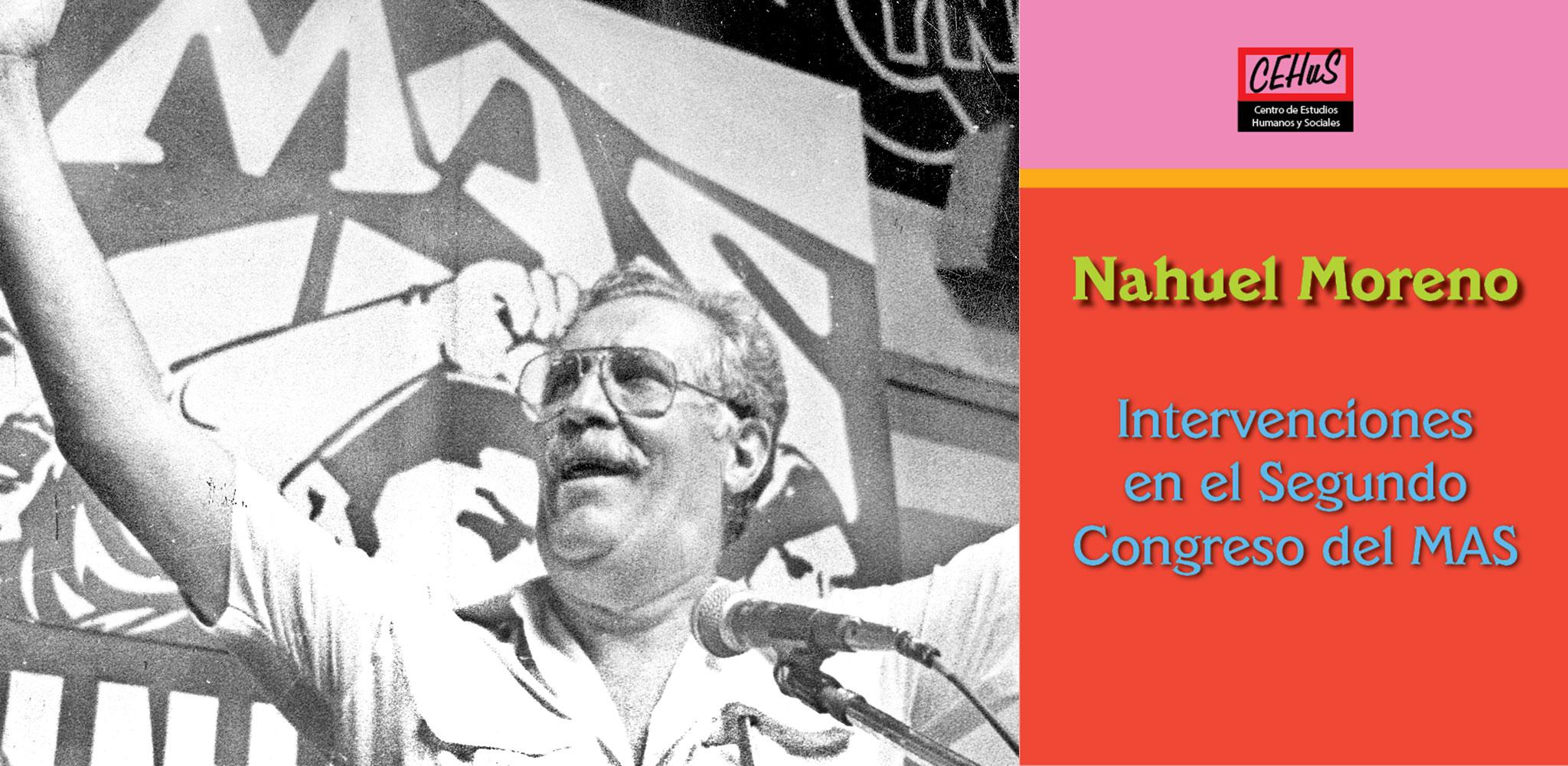 INTERVENCIONES EN EL SEGUNDO CONGRESO DEL MAS (1985)