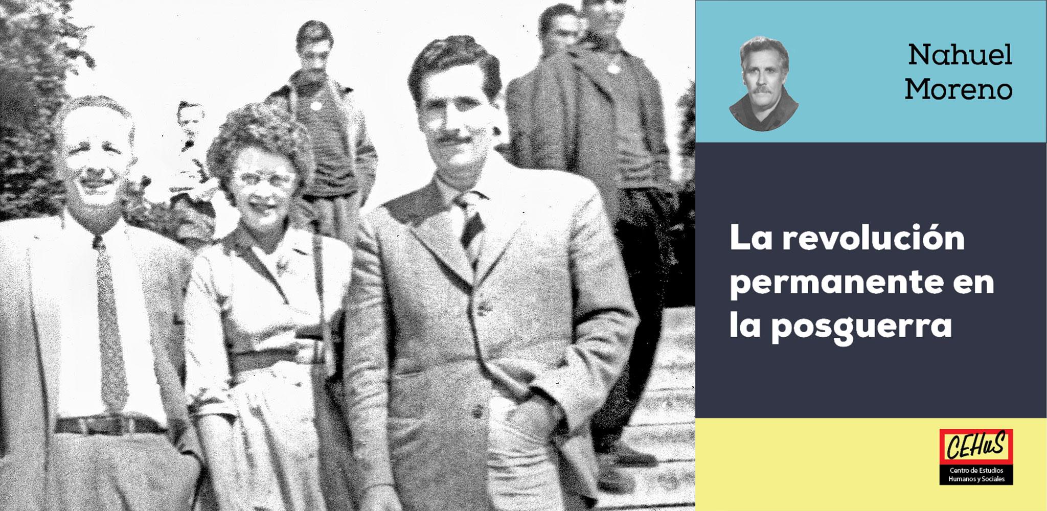LA REVOLUCIÓN PERMANENTE EN LA POSGUERRA (1958)