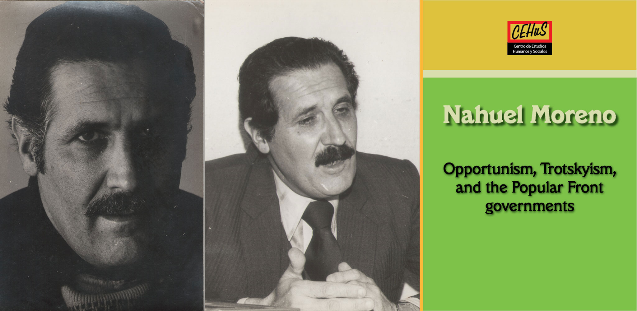 OPPORTUNISM, TROTSKYISM, AND THE POPULAR FRONT GOVERNMENTS (1982)