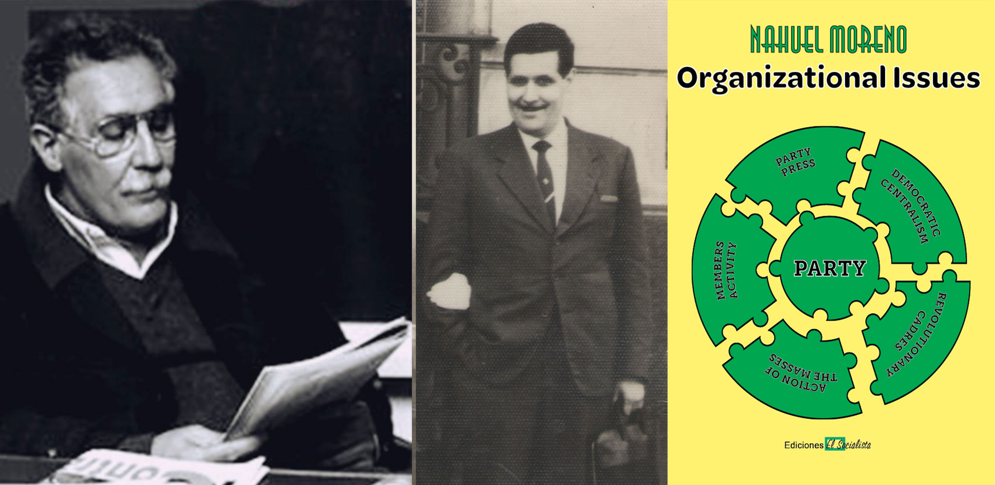 ORGANIZATIONAL ISSUES (1984)