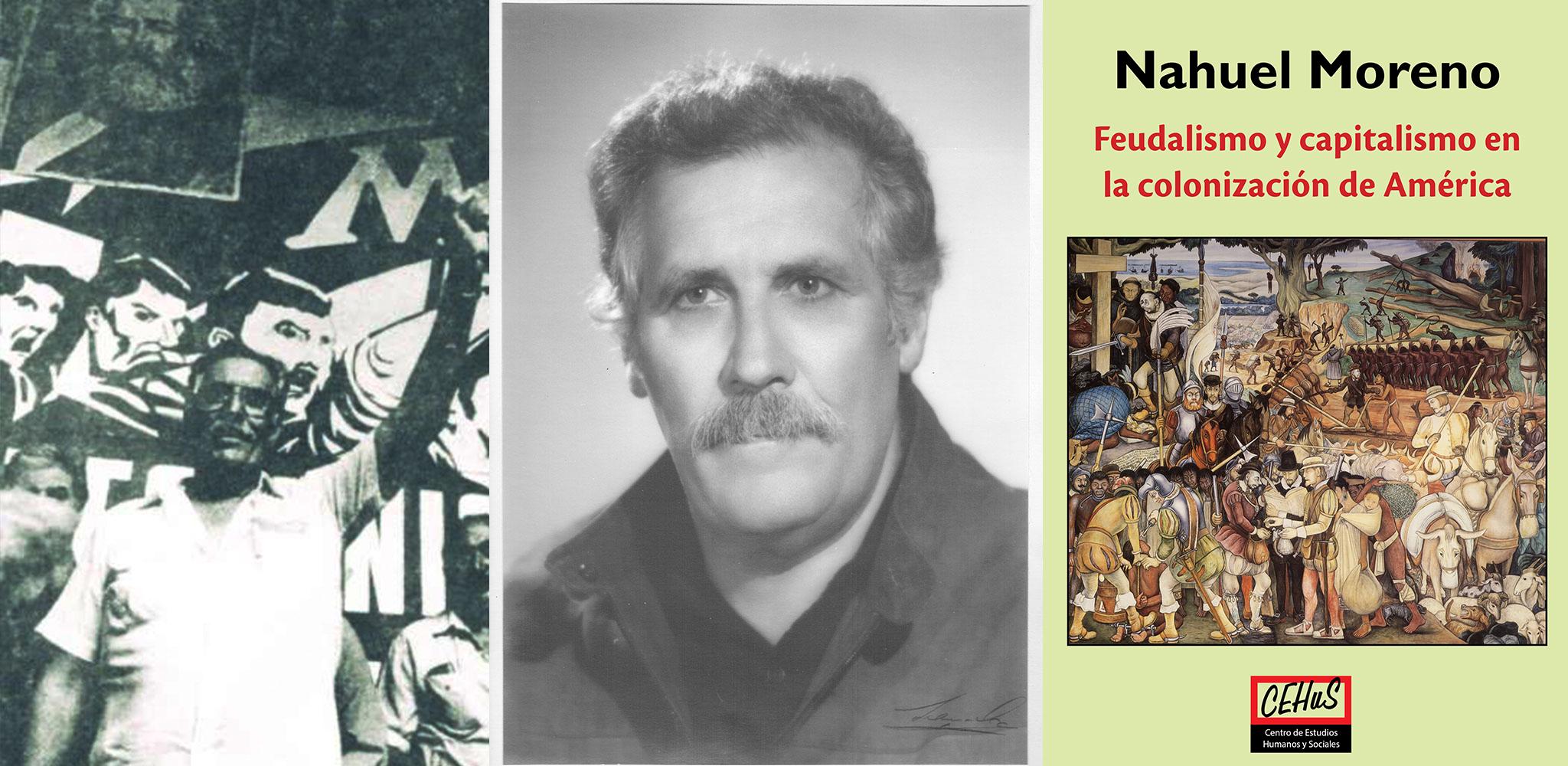 FEUDALISMO Y CAPITALISMO EN LA COLONIZACIÓN DE AMÉRICA (1948)
