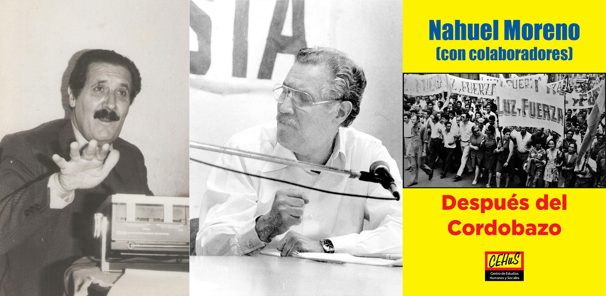 DESPUÉS DEL CORDOBAZO (1969-1975)