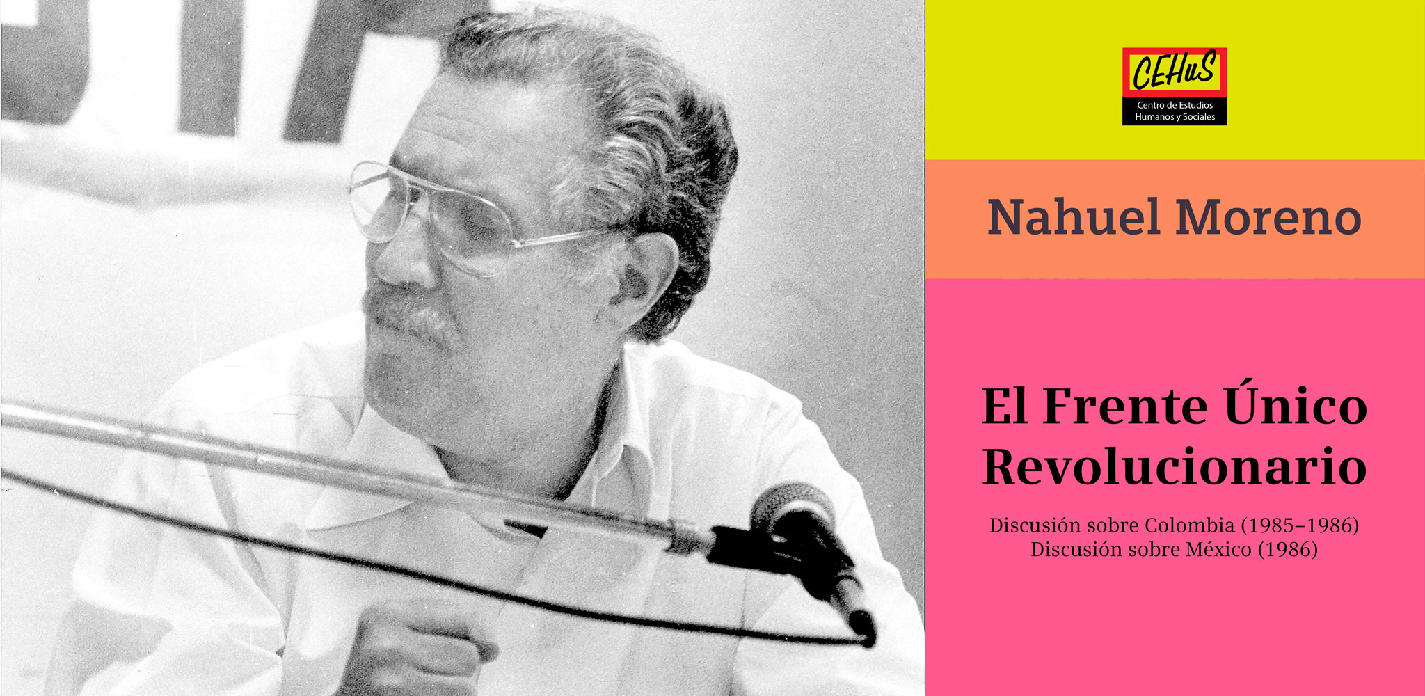 EL FRENTE ÚNICO REVOLUCIONARIO (1985-1986)