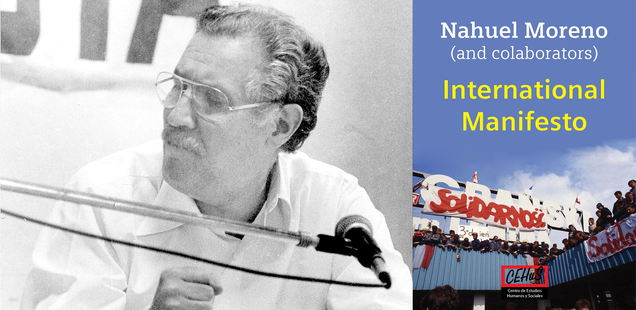 INTERNATIONAL MANIFESTO (1985)
