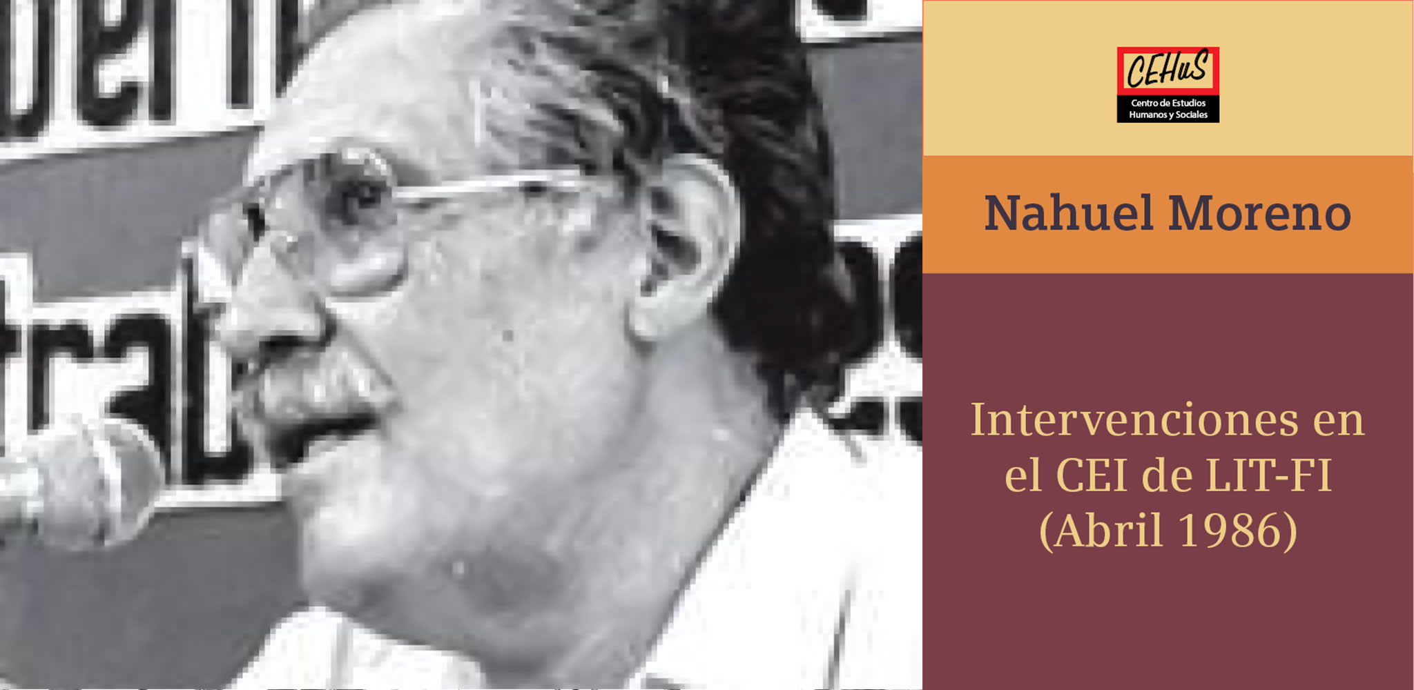INTERVENCIONES EN EL CEI DE LIT-CI (1986-ABRIL)