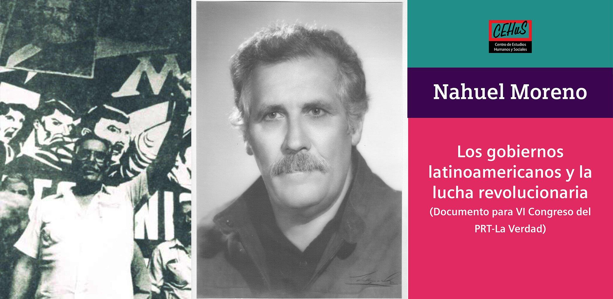 LOS GOBIERNOS LATINOAMERICANOS Y LA LUCHA REVOLUCIONARIA (1971)