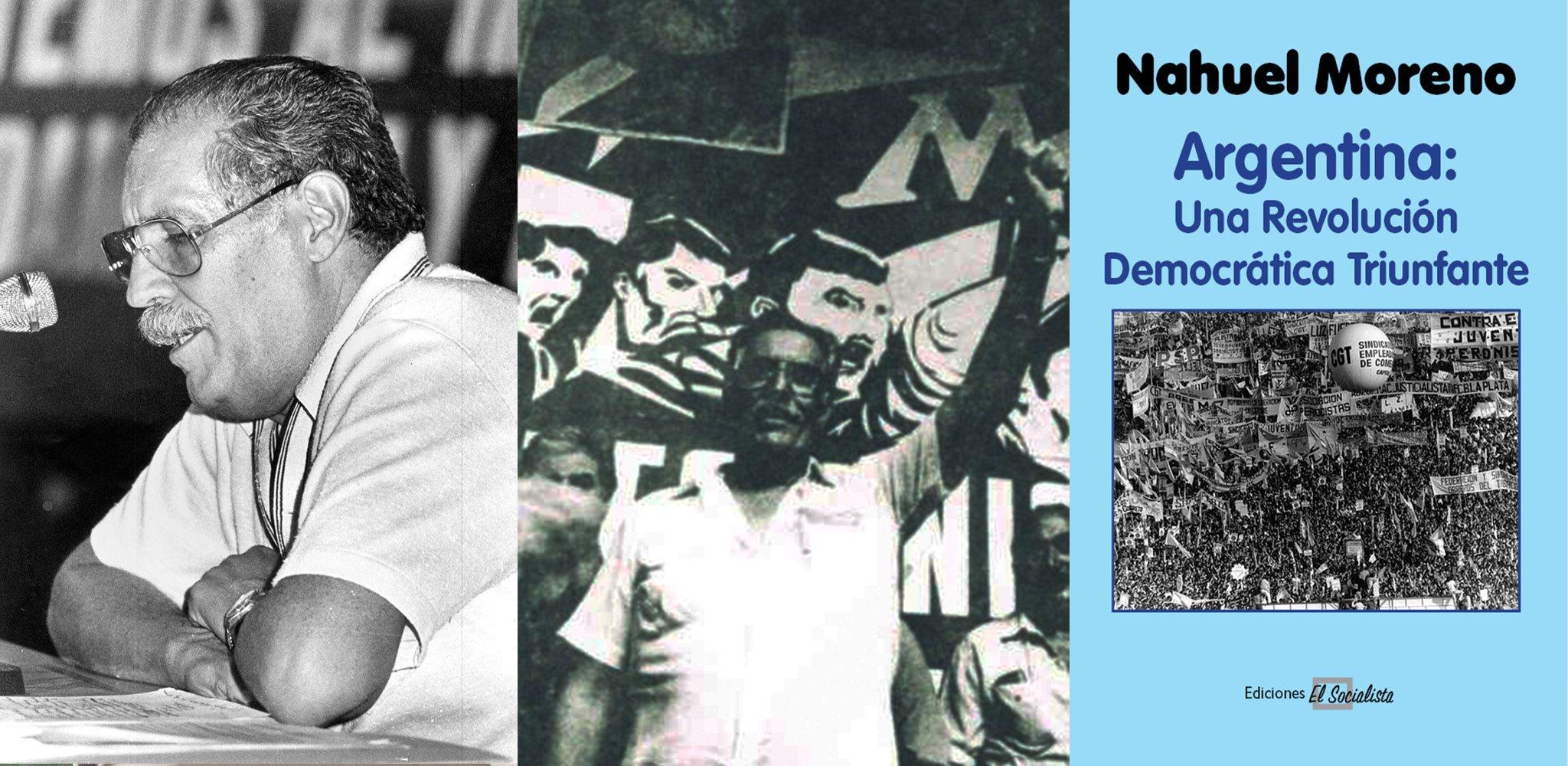 ARGENTINA: UNA REVOLUCIÓN DEMOCRÁTICA TRIUNFANTE (1983)