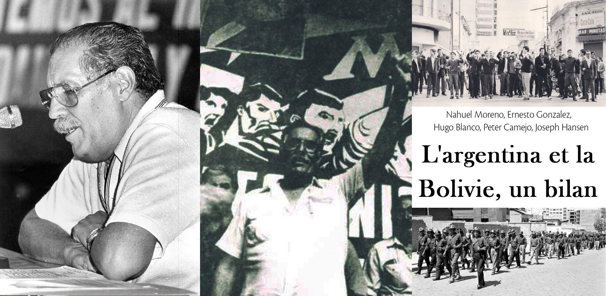 L'ARGENTINA ET LA BOLIVIE, UN BILAN (1973)