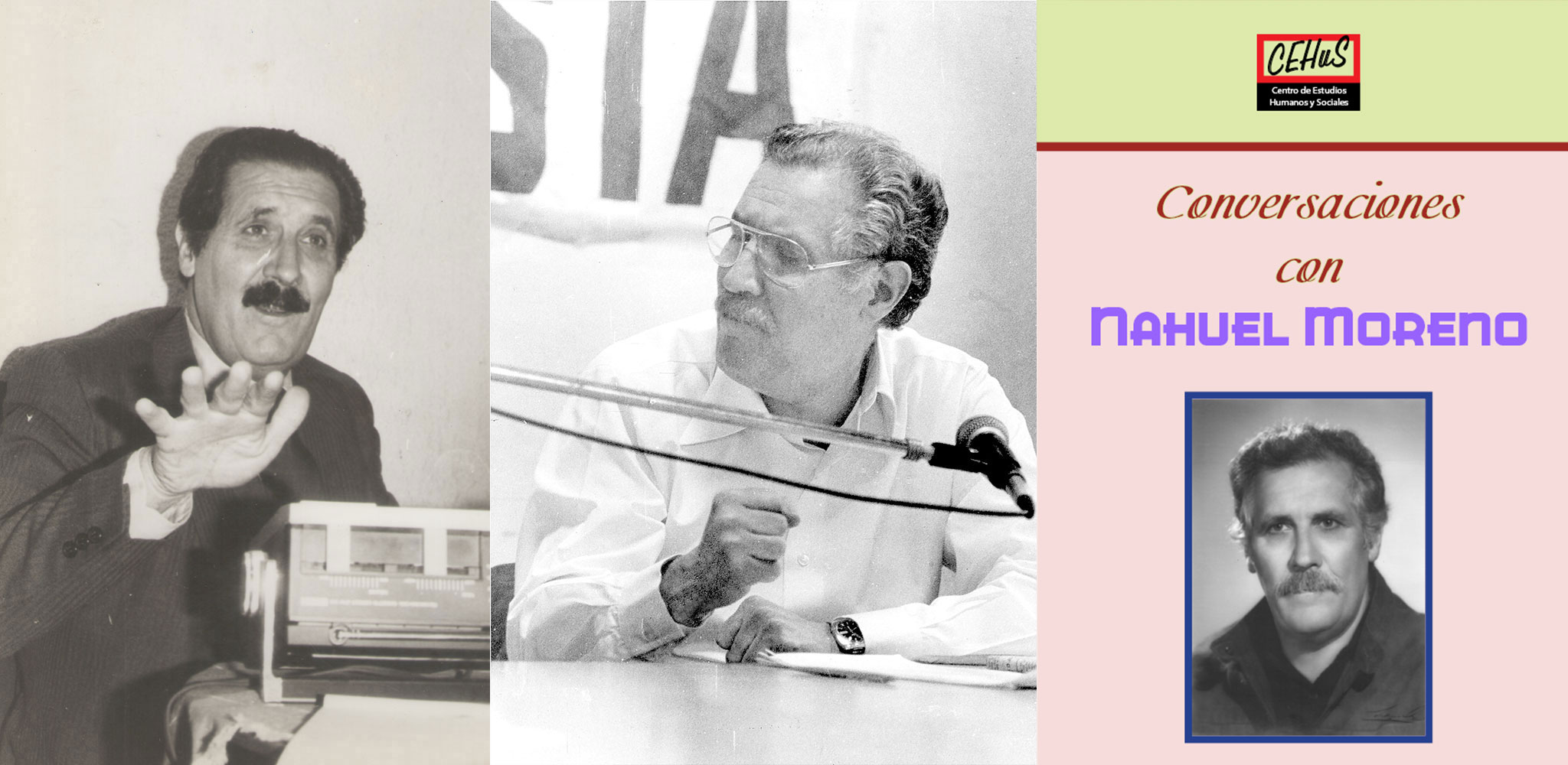 CONVERSACIONES CON NAHUEL MORENO (1986)
