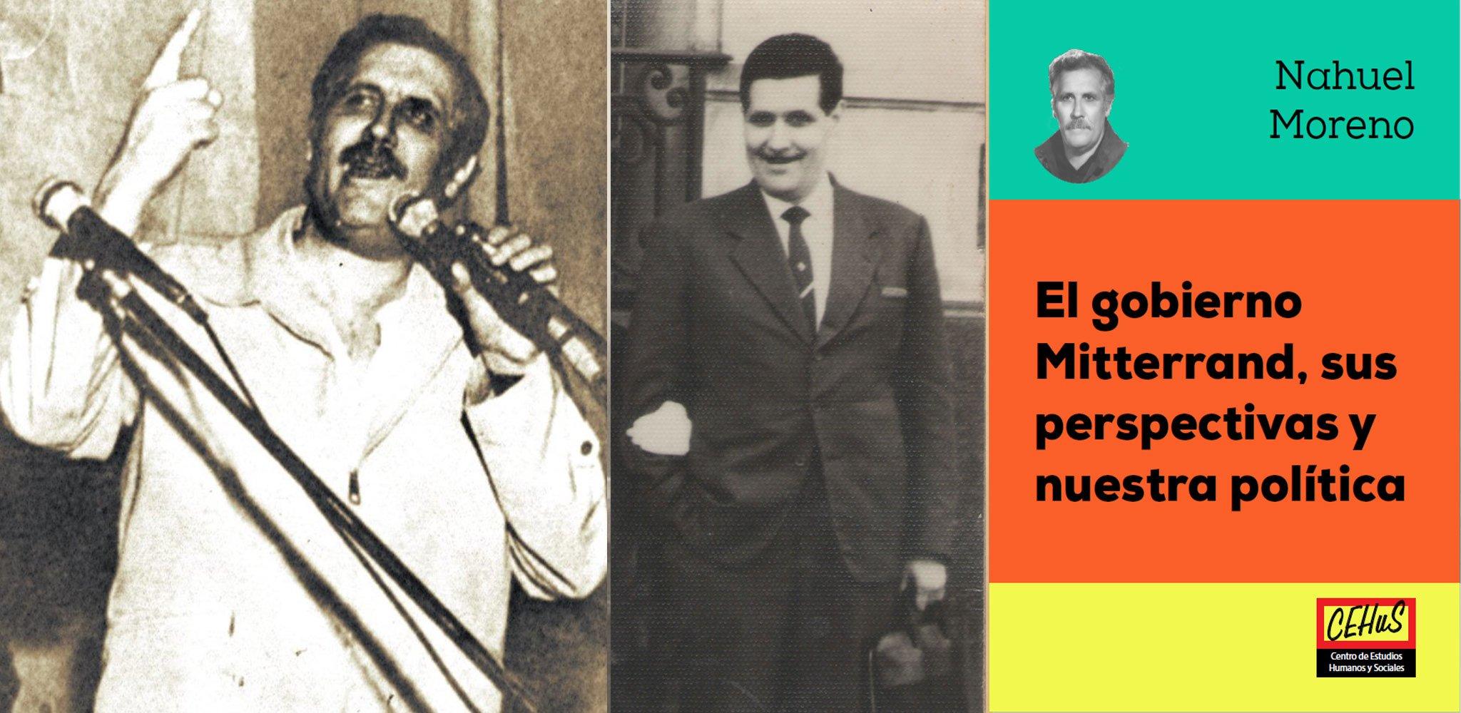 EL GOBIERNO DE MITTERRAND SUS PERSPECTIVAS Y NUESTRA POLÍTICA (1981)