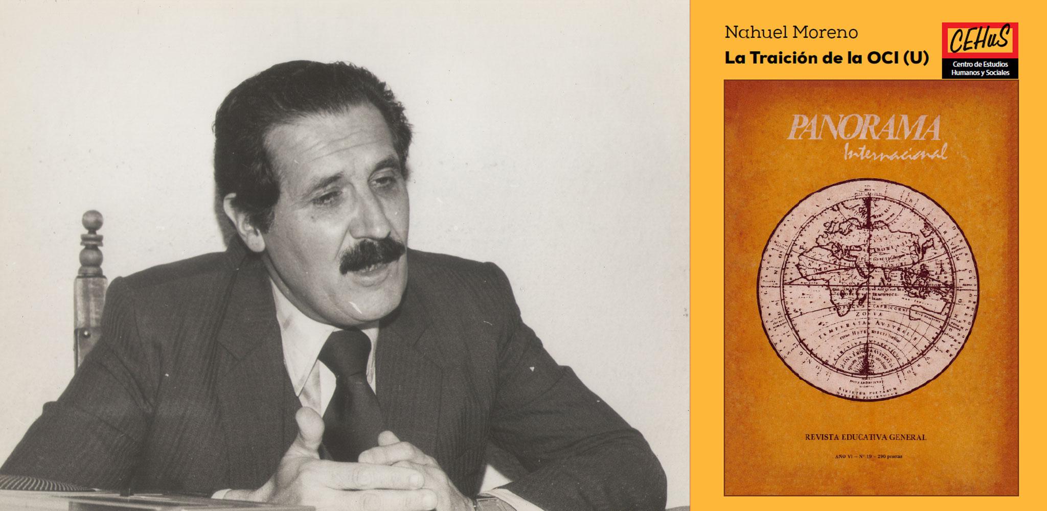 LA TRAICIÓN DE LA OCI (1982)