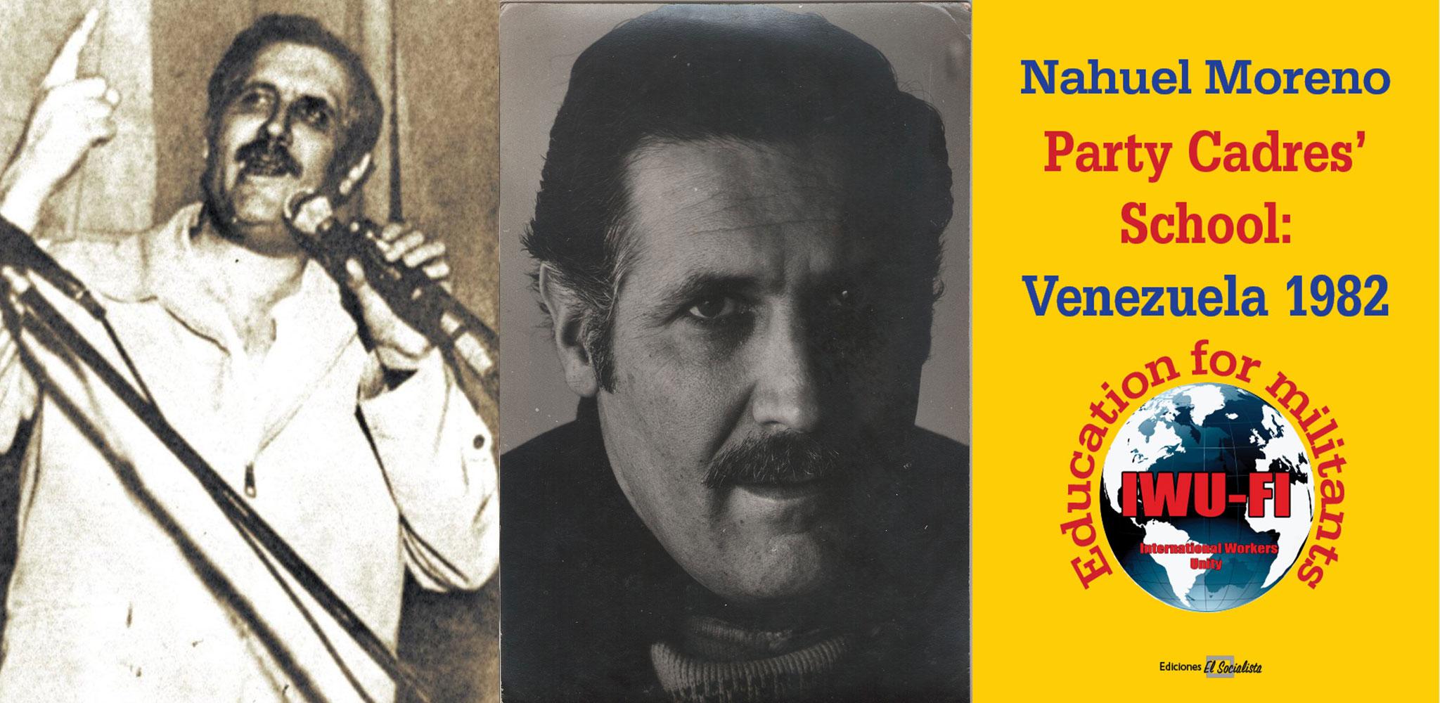PARTY CADRES' SCHOOL: VENEZUELA (1982)