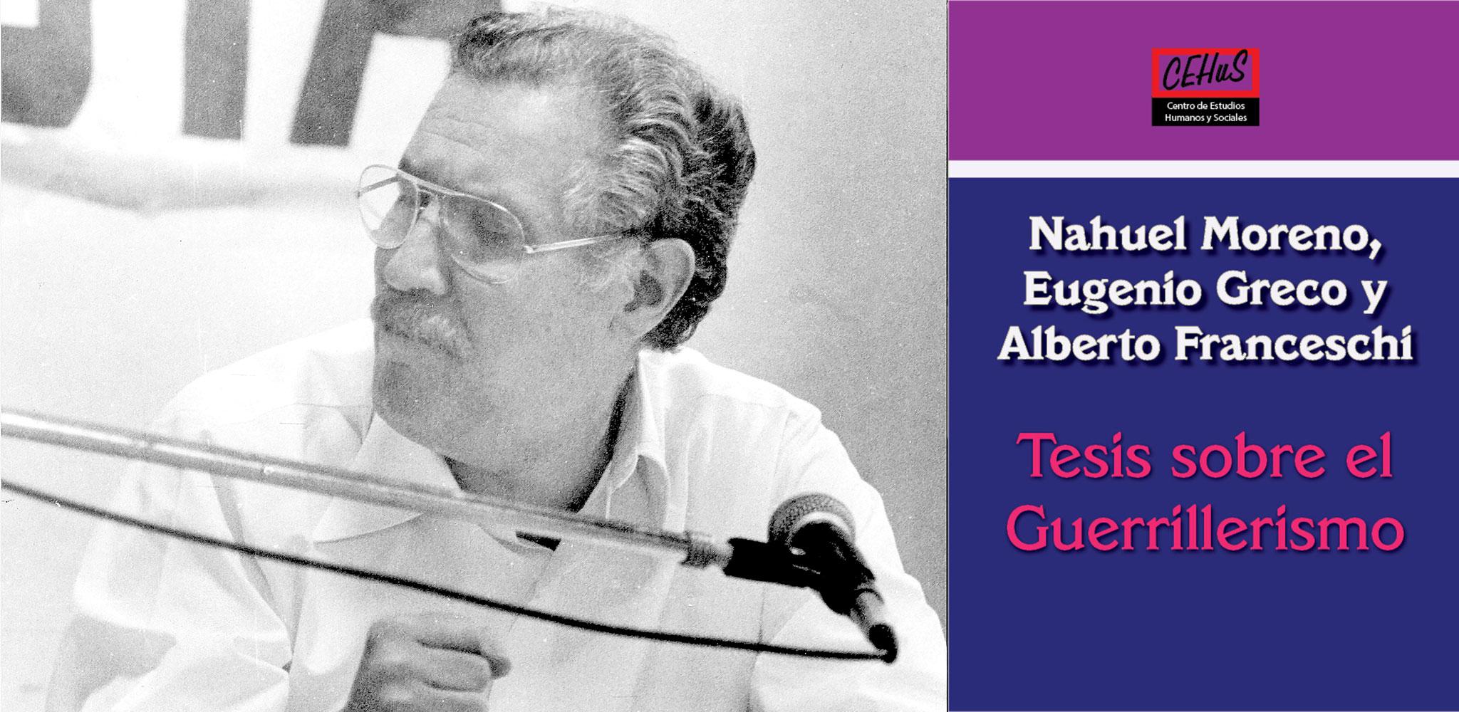 TESIS SOBRE EL GUERRILLERISMO (1986)