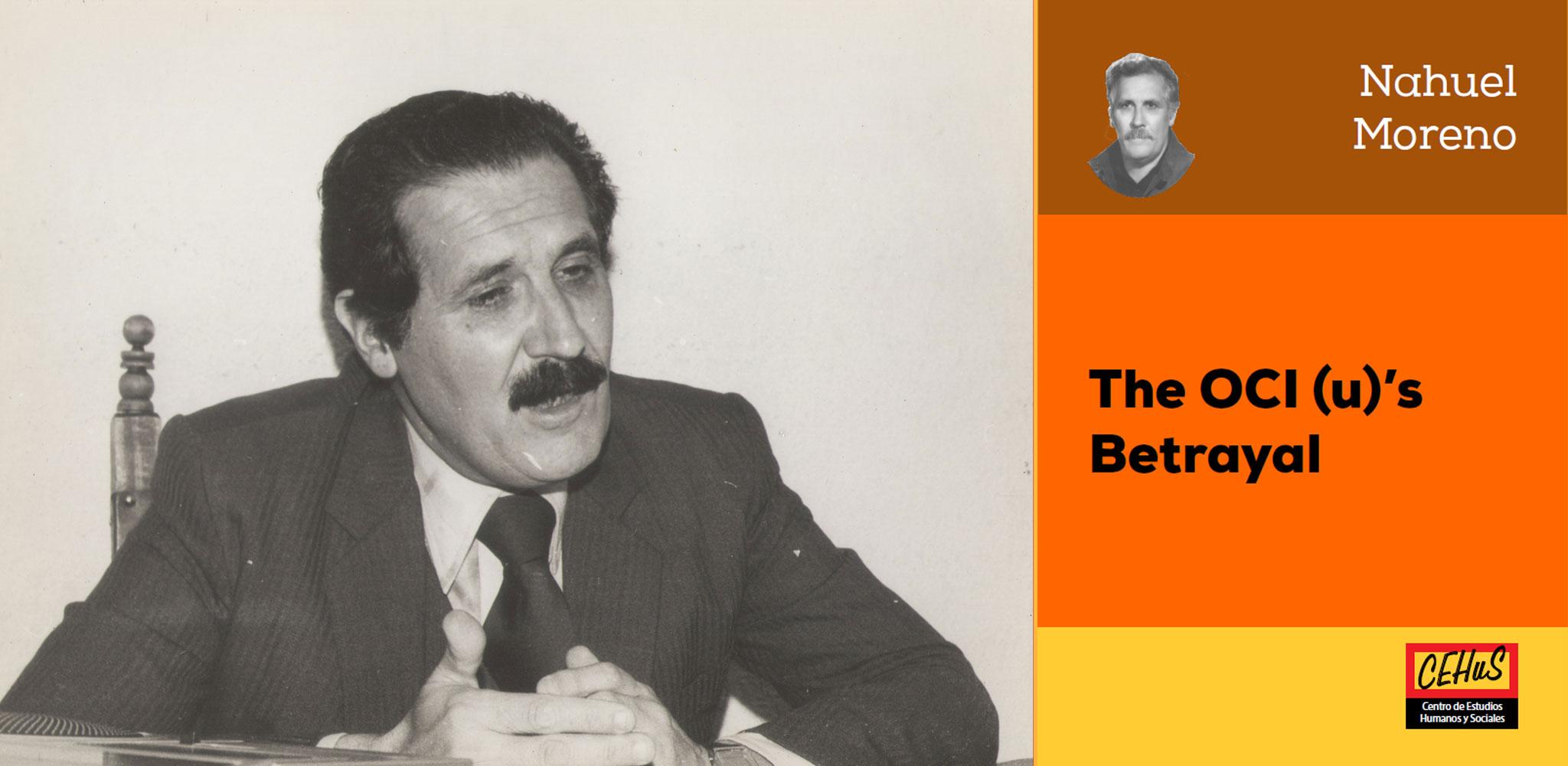 THE OCI-U'S BETRAYAL (1982)