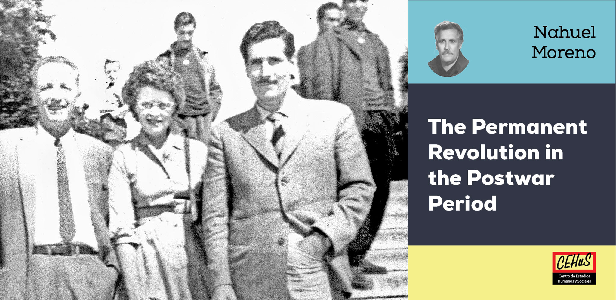 THE PERMANENT REVOLUTION IN THE POSTWAR PERIOD (1958)