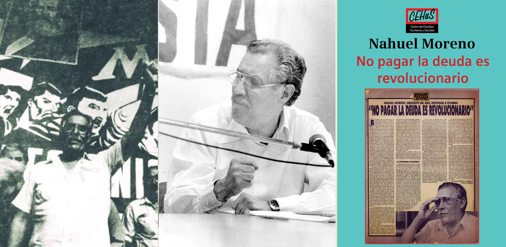 NO PAGAR LA DEUDA ES REVOLUCIONARIO (1986)